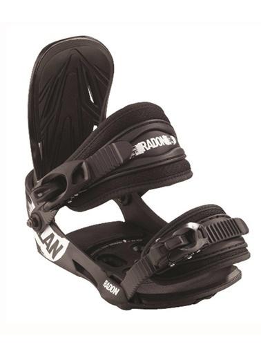 Elan Snowboard Bağlaması Siyah